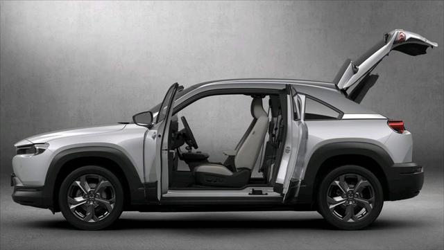 转子发动机作为车辆增程器?马自达纯电动SUV MX-30真会玩