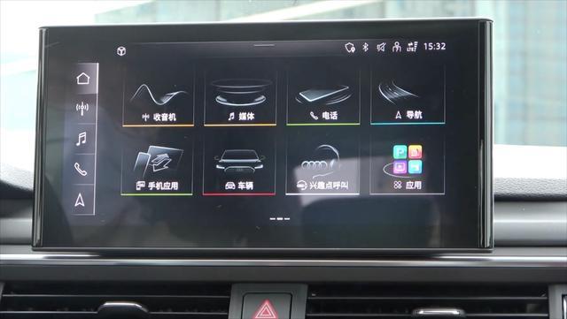 体验全新奥迪A4L车机系统,配置升级流畅度反而下降?