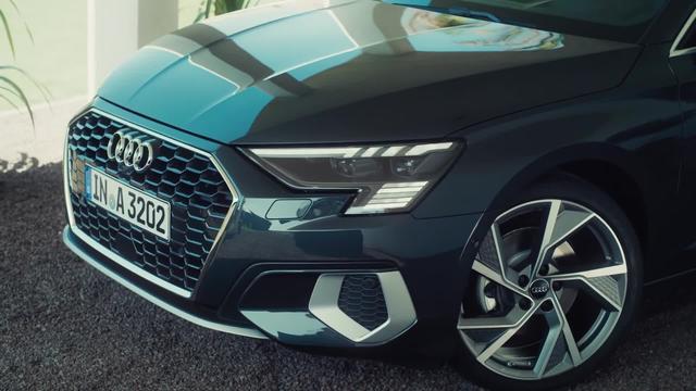 2021奥迪A3轿车内部外观设计详解和驾驶性能展示