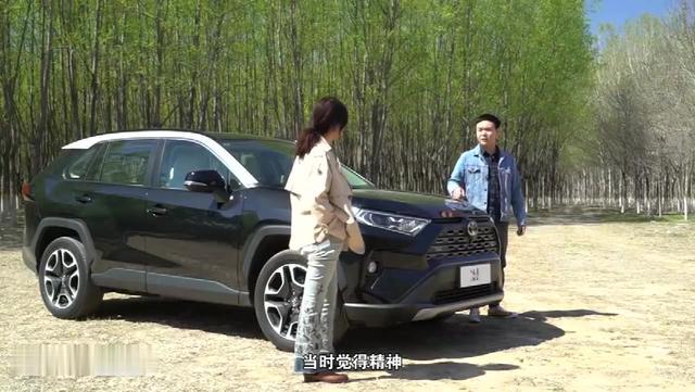 丰田的销冠SUV,配备十个气囊,销量好不是没道理