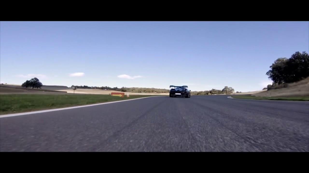 怎么追都追不上!赛道上的迈凯伦Senna不可阻挡