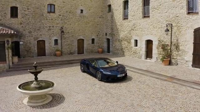 迈凯伦2020款全新GT跑车,每个男人的梦想!