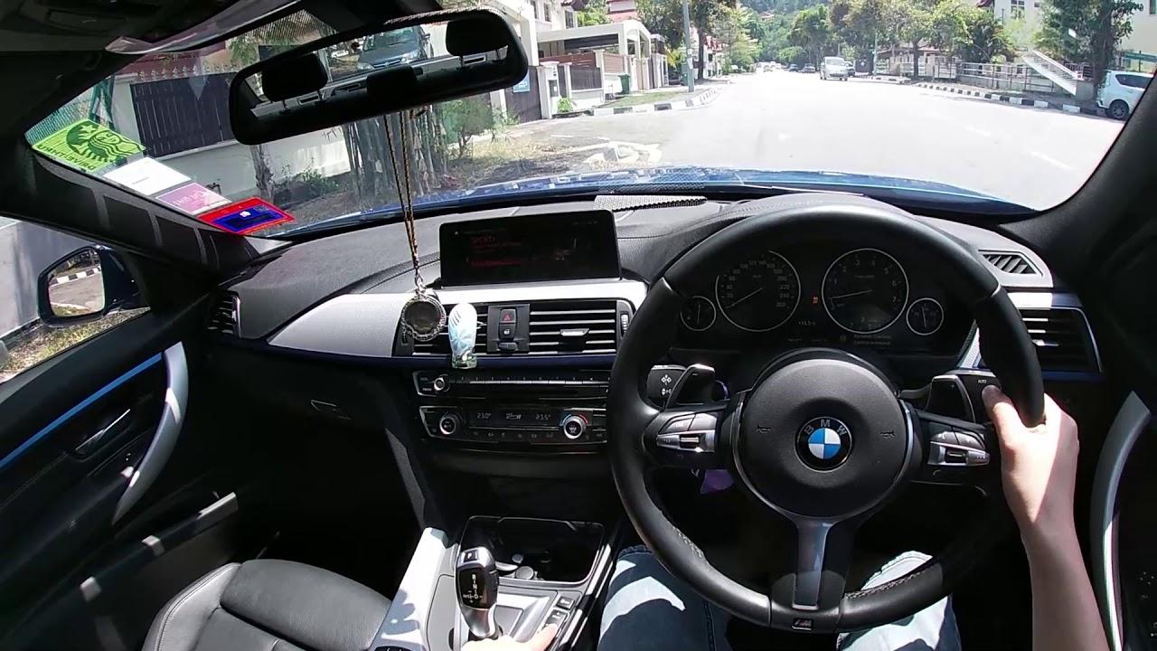 让人无法拒绝的豪华座驾 第一视角试驾BMW 330i M Sport