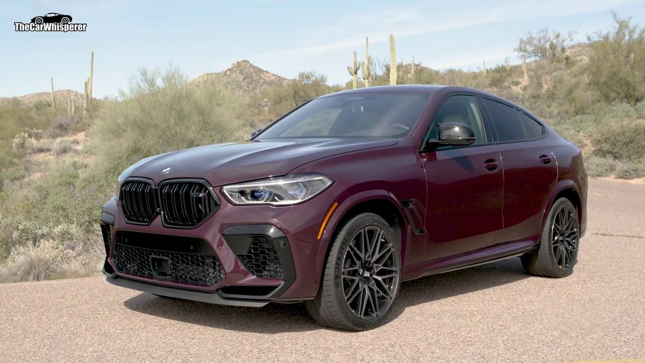 2020款宝马X5M和宝马X6M正式发布 新车外观更加激进