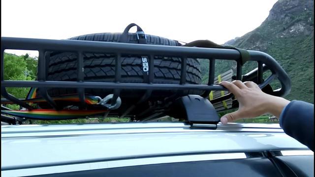 自驾西藏结束,带的备胎没用上,比亚迪唐22寸和20寸轮胎都没问题