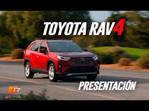 2019全新丰田RAV4要来了,颜值和配置大幅提高,谁还买本田CRV