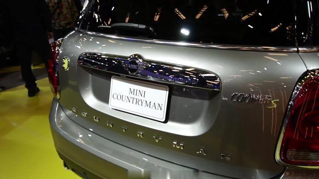 2020 Mini cooper Se  外部和内部绕车介绍