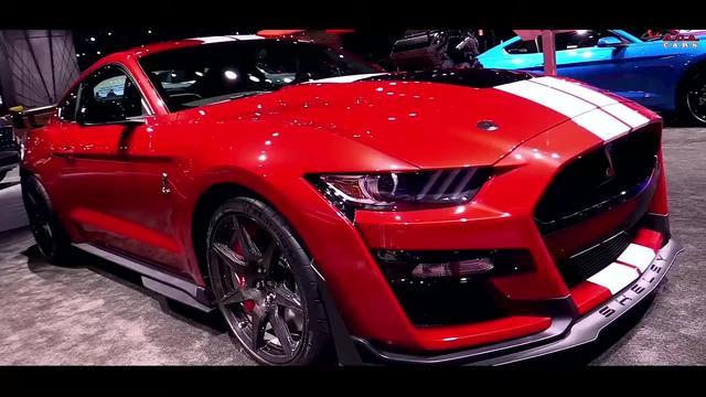 2020款全新福特Mustang,美式肌肉车的代表,性价比最高的跑车