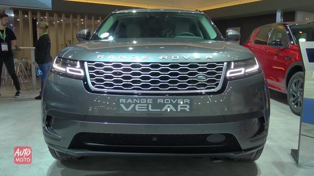 2020款全新路虎 Velar,偶像派兼顾实力,无与伦比的的尊贵血统