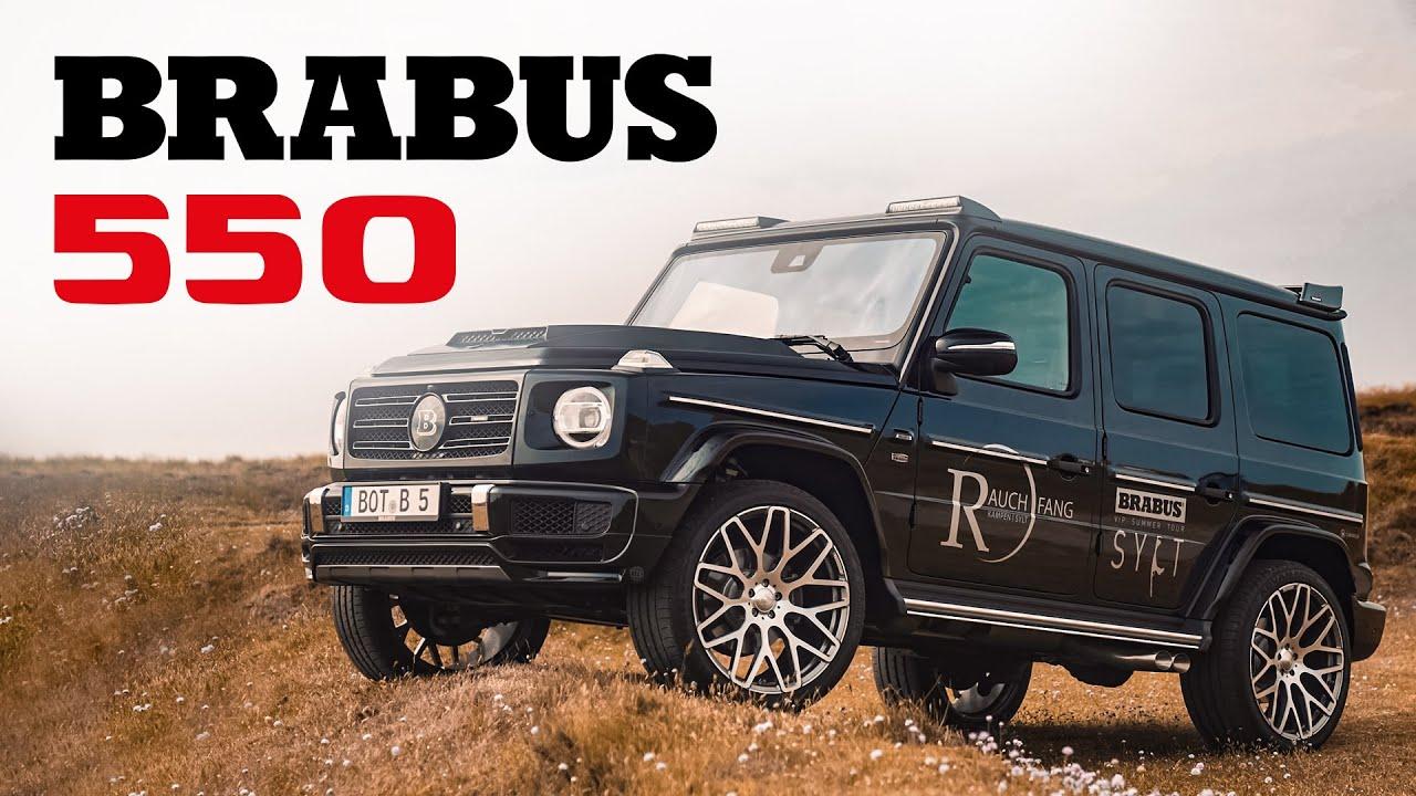 BRABUS超级定制车:专为越野而生的巴博斯G550