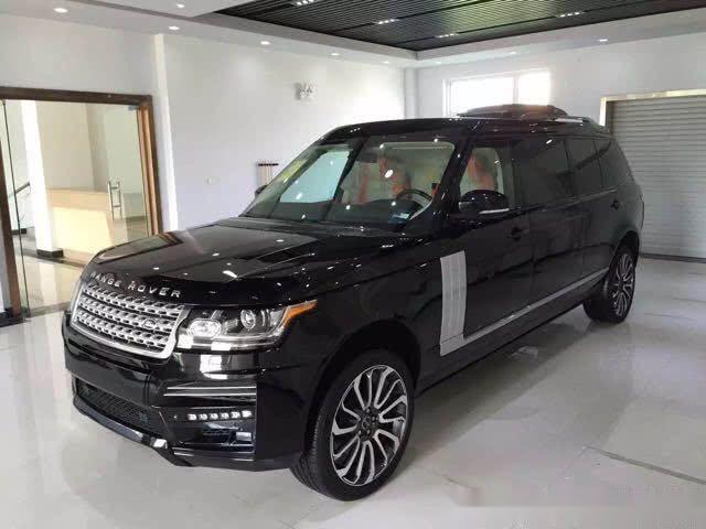 """2020款""""路虎皇家一号""""到港,做工简直无比奢华,豪华SUV的经典"""