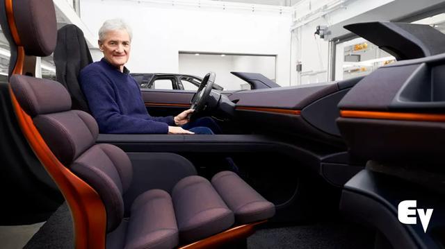 戴森放弃的原型车曝光 5亿英镑最终还是打了水漂