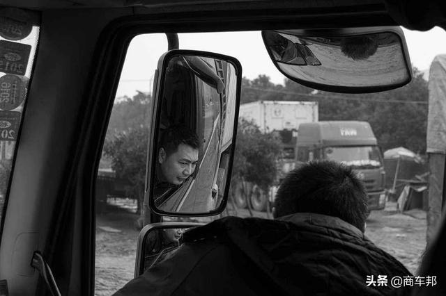 货运围城——致卡车司机