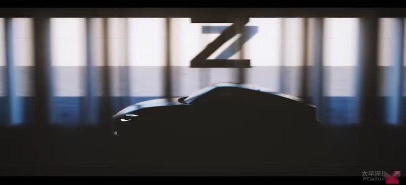 日产370Z继任车型预告图发布 有望2021年亮相