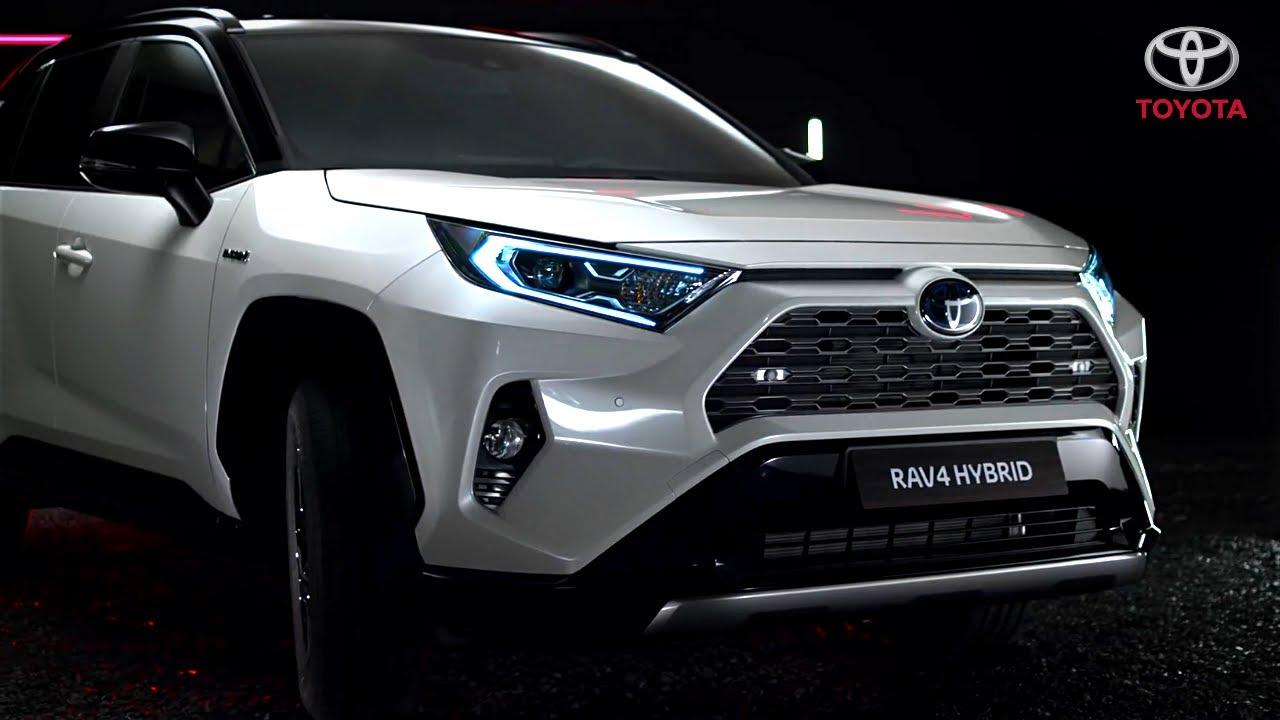 2020款全新丰田 Rav4 混动,变化不止在表面,皮实耐造油耗低