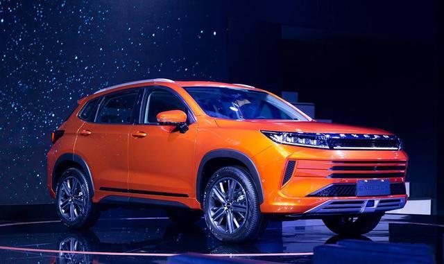 百公里耗油量6.9升/搭1.5T发动机 EXEED星途LX将新增车型