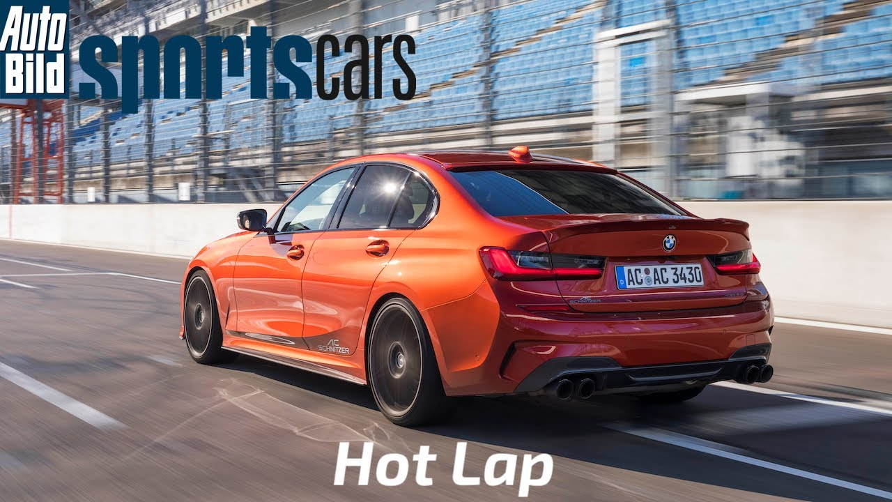 热圈赛: 宝马M340i xDrive速度测试,动力很强