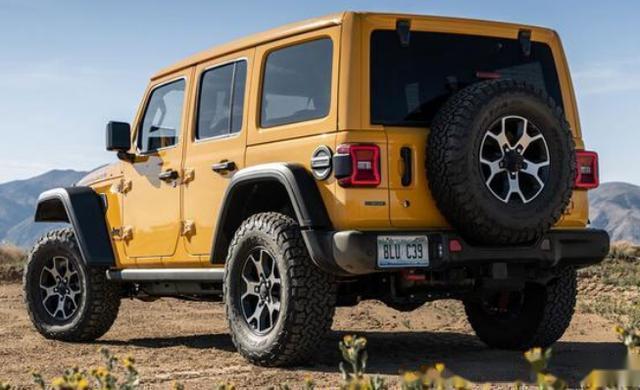 美杂志评选车型价值,Jeep牧马人登顶,本田最受欢迎