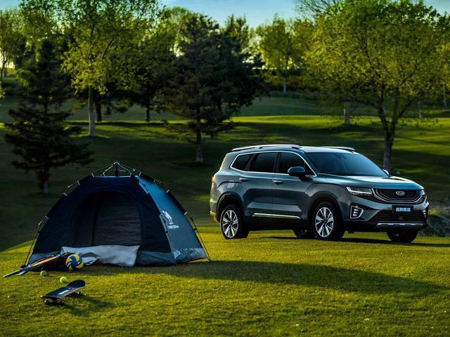 中大型SUV,捷途X95和豪越该选谁?