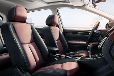 2021款东风日产骐达正式上市, 新车共推出4款车型