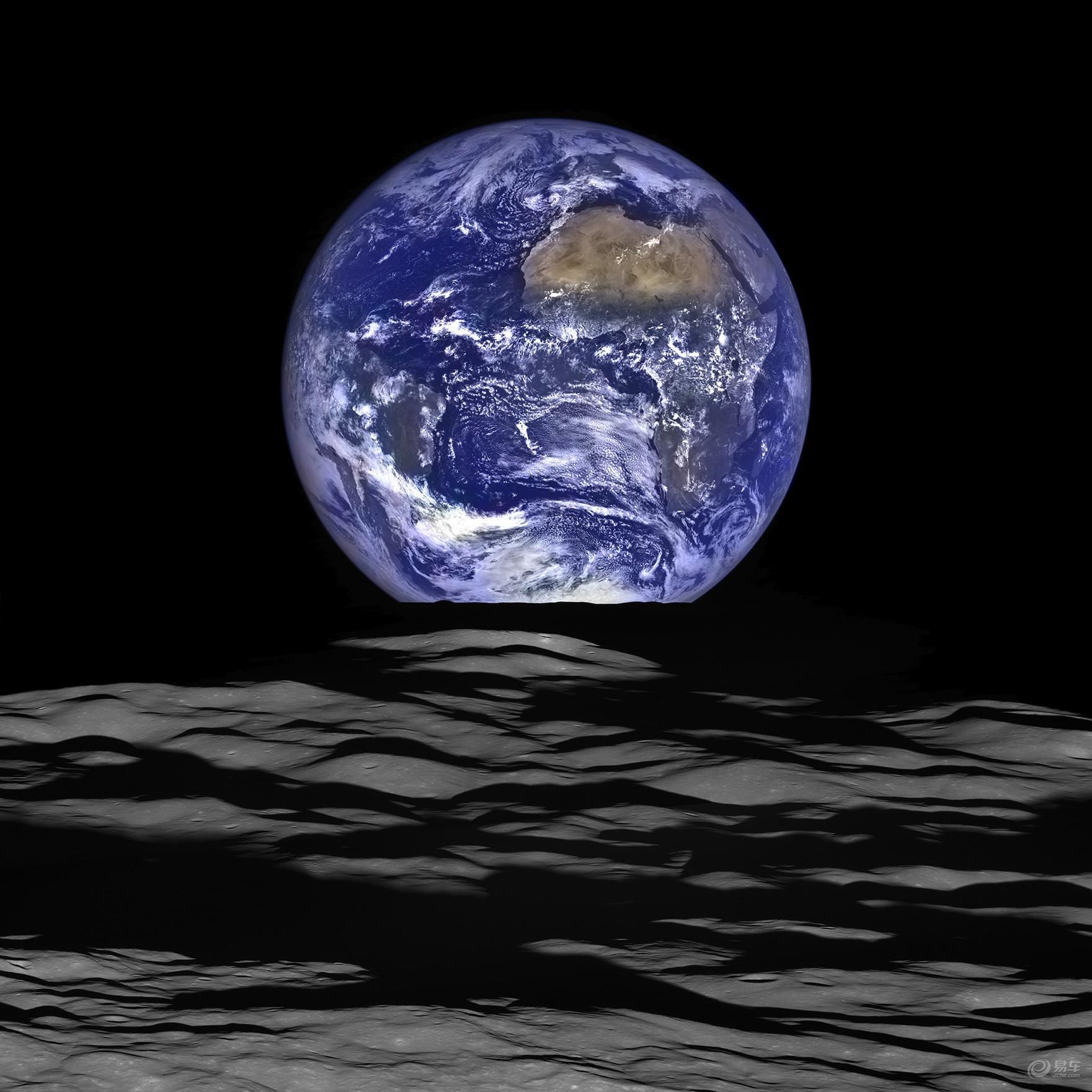 一个中国,一个地球!不是每个人都能去火星的.-陈楚 易起说 易车网