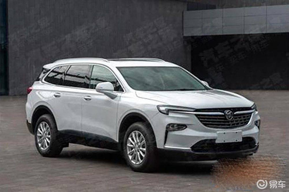 别克首款国产7座中大型SUV年内推出,或将截胡大众途昂