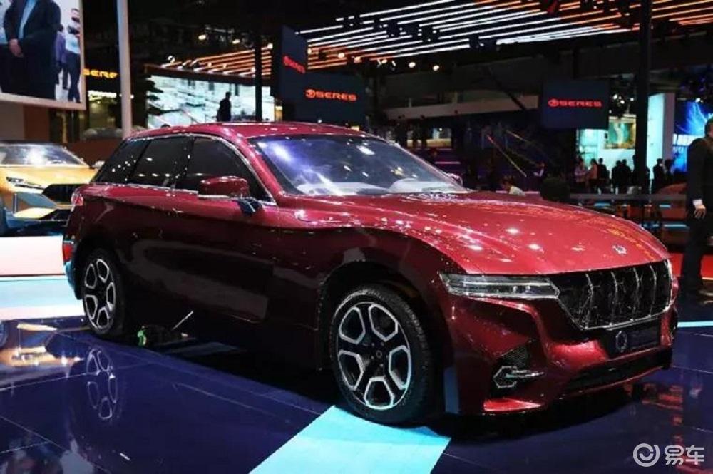 这辆自主SUV售价百万!不加油不充电,百公里加速6.5秒