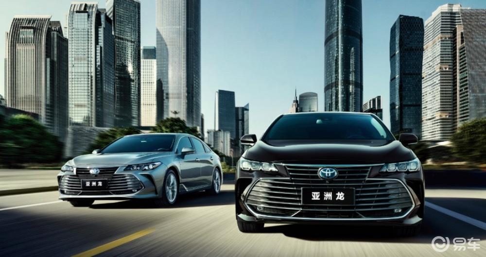 从B级市场新秀亚洲龙,看一汽丰田的品质坚守!
