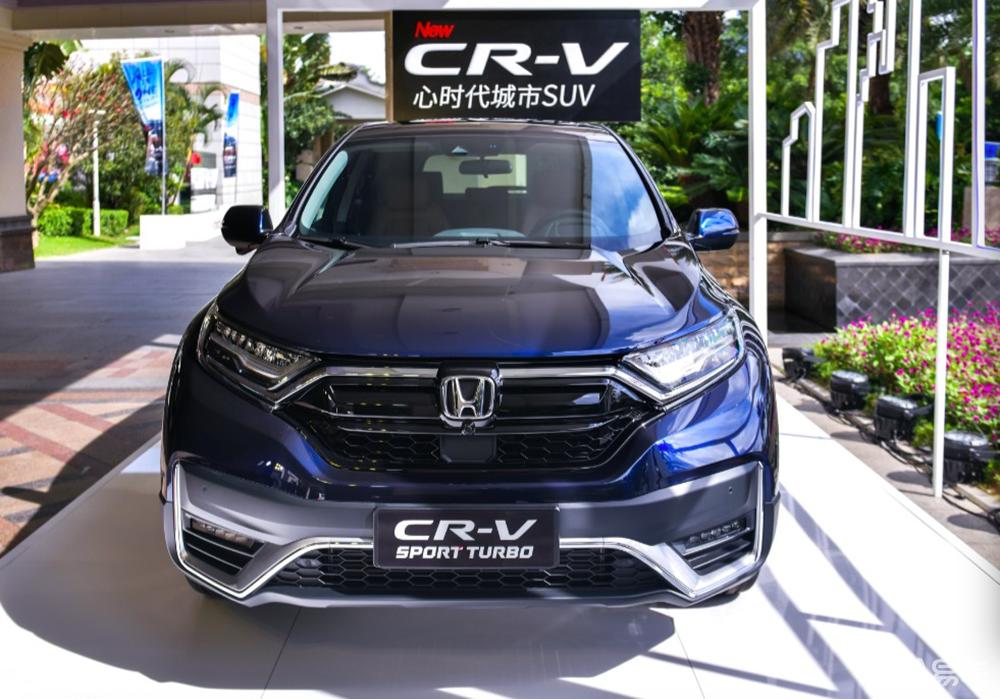 作为中期改款,新款CR-V表现没让我失望!