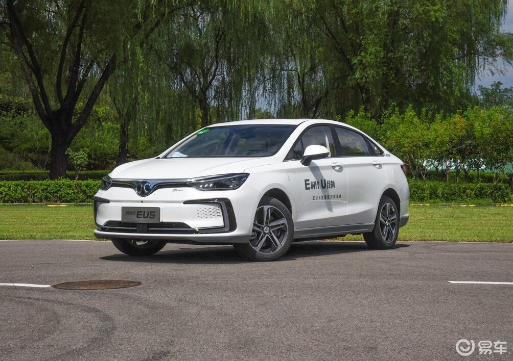 9月新能源汽车销量TOP10:北汽EU系列继续领先