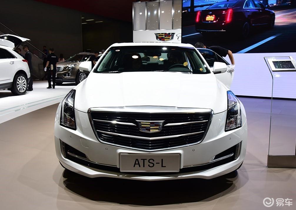 凯迪拉克经典ATS-L,零百加速仅需6.2s