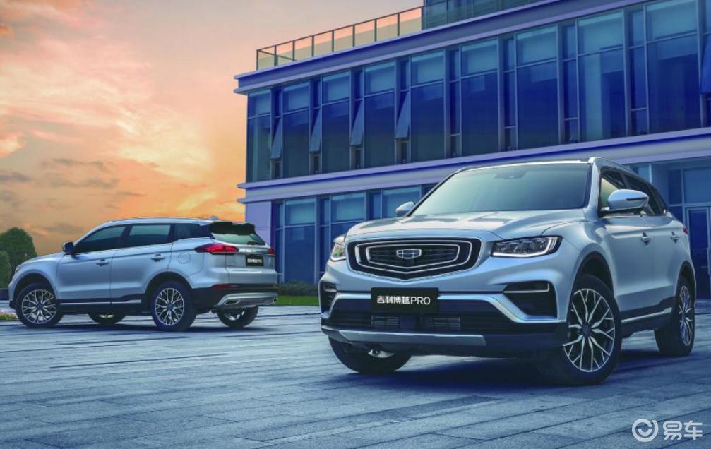 6月吉利汽车销量超11万辆 SUV破7万 领克上涨53%