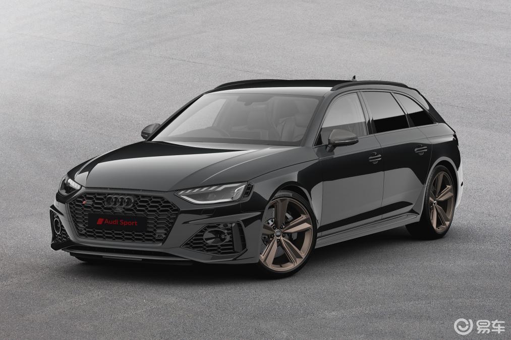 """这都不叫王者?奥迪RS 4 Avant推出""""青铜""""限量版"""