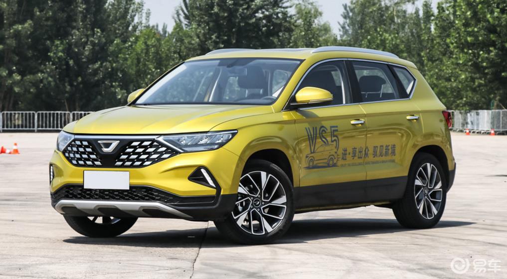便宜的德系紧凑型SUV,品牌新、颜值高,起步有150马力