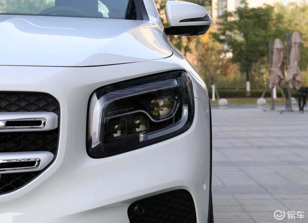 1.3T排量的奔驰suv已上市,全系没四驱敢卖30多万