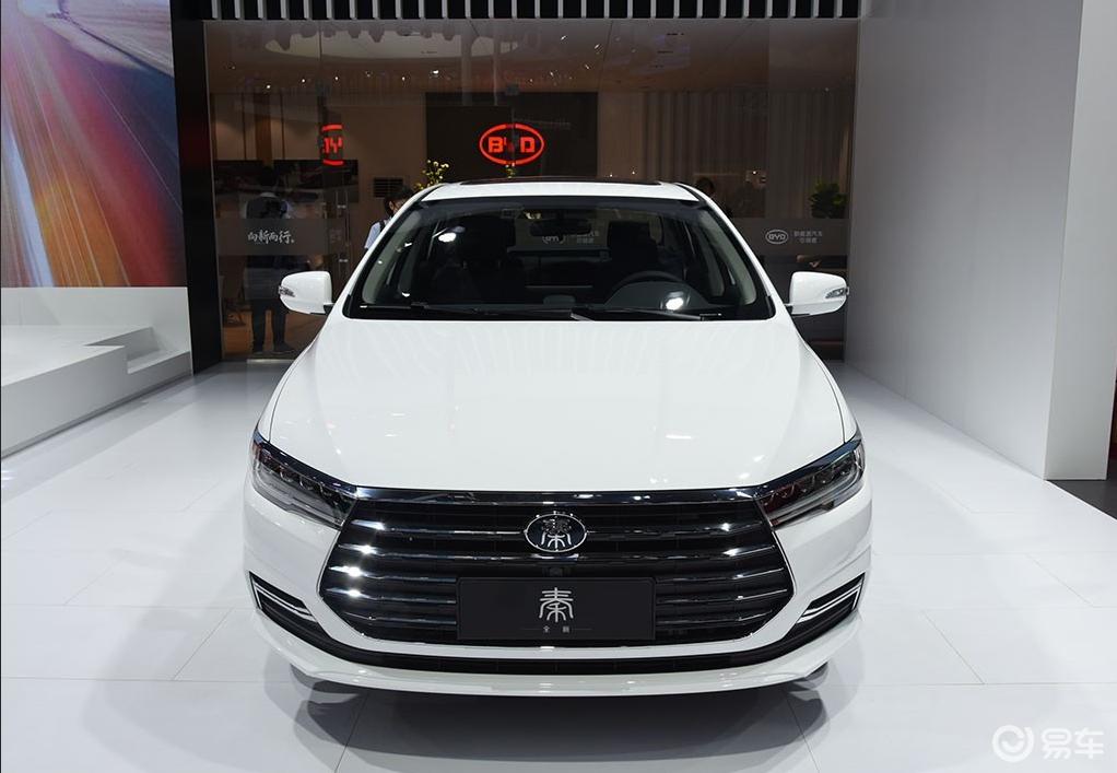 画龙点睛,从龙眼大灯看全新秦燃油版的产品实力
