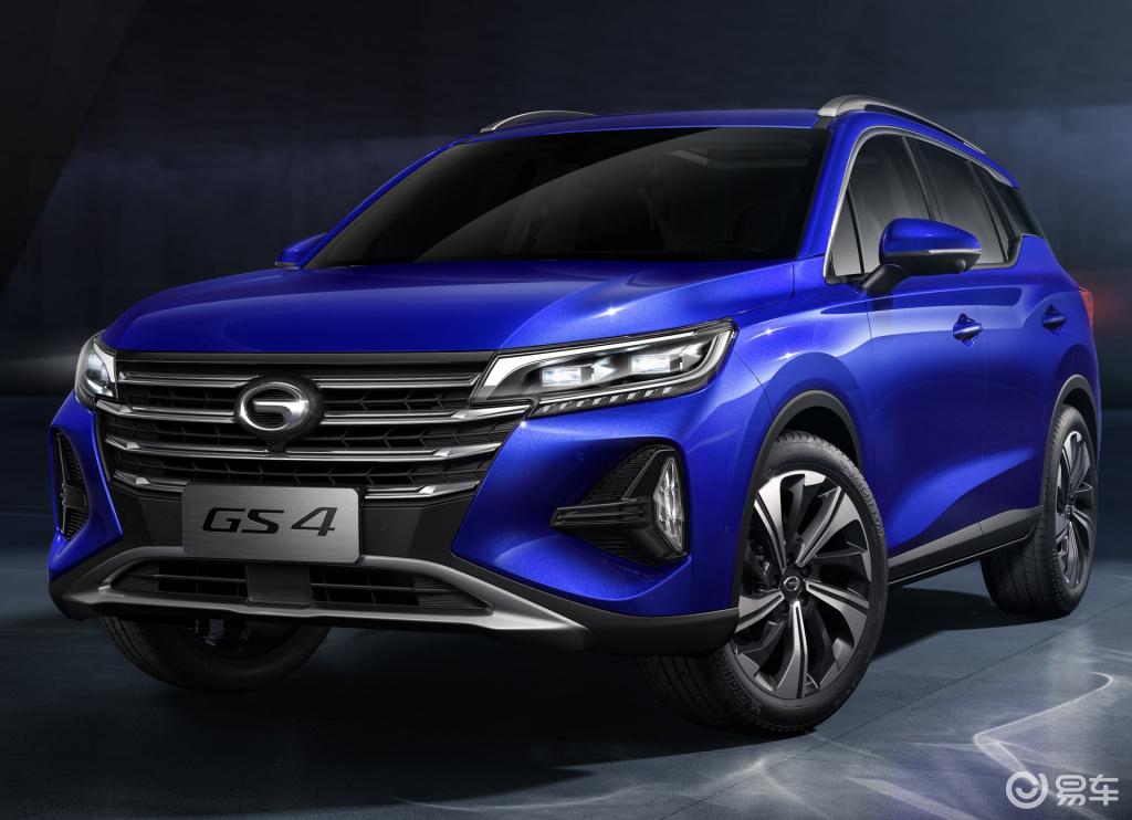 广汽传祺全新一代GS4将11月中旬上市 搭1.5T发动机