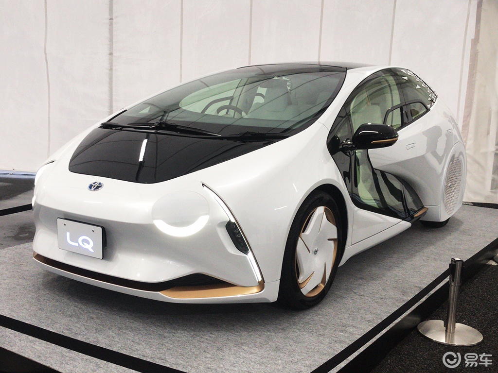 L4级辅助驾驶/接近量产阶段 丰田LQ概念车亮相东京车展