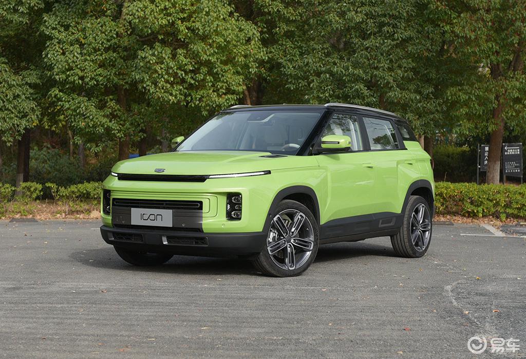 吉利、长安、丰田领衔,广州车展全新SUV这5款最值得看