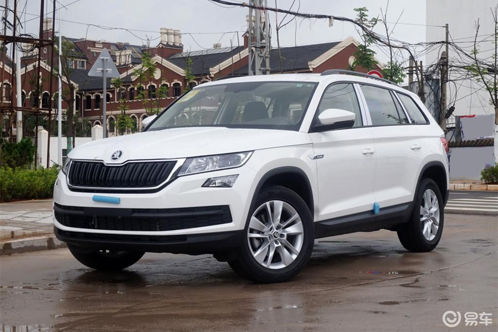 15万左右预算,也能买合资中型SUV,这3款值得考虑!