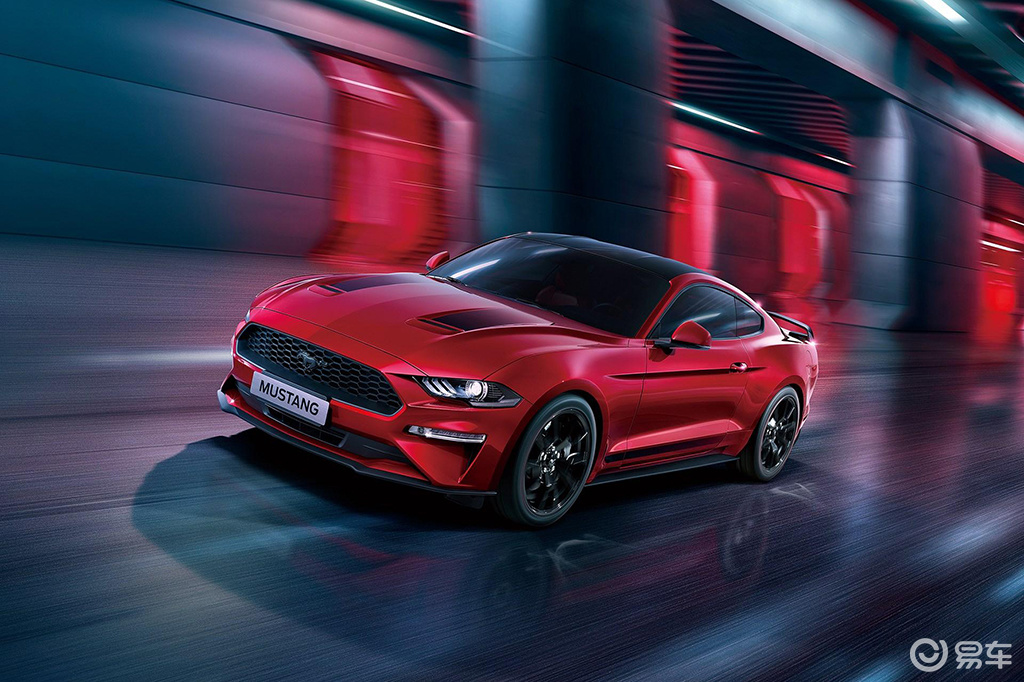 福特Mustang新增两款车型 售价38.56万元起