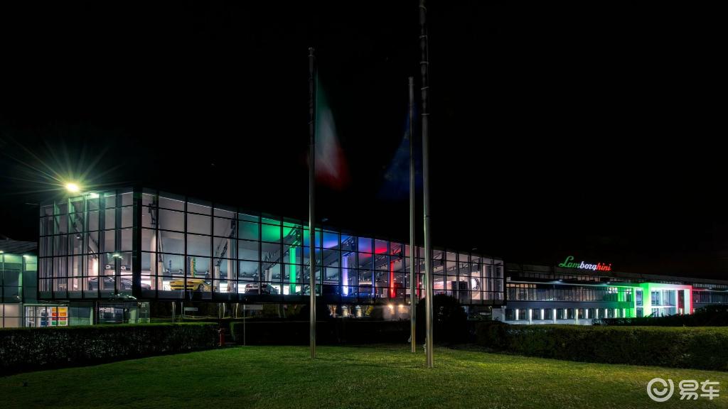 Forza Italia!兰博基尼开始生产抗疫物资
