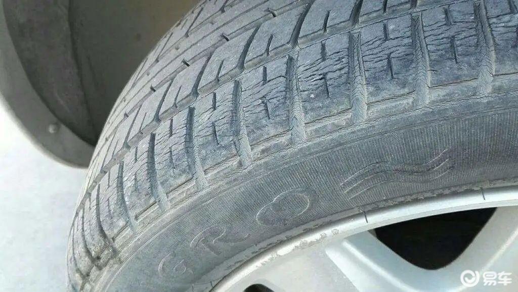 别犹豫,轮胎出现这些情况,赶紧换!
