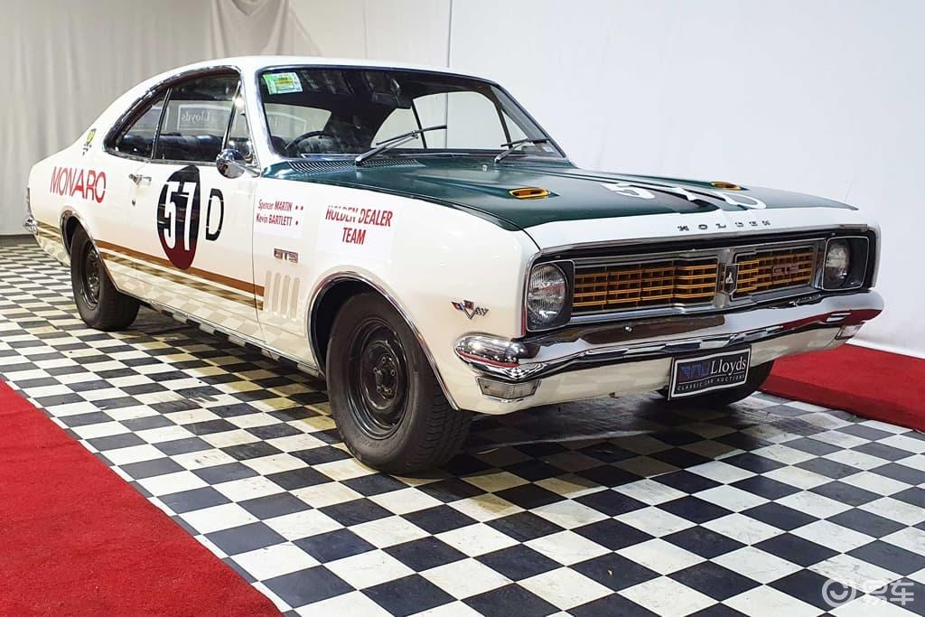经典的霍顿Monaro赛车,成交价有望超过百万美元