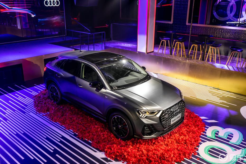 豪华A级轿跑SUV奥迪Q3轿跑上市,售28.73万起