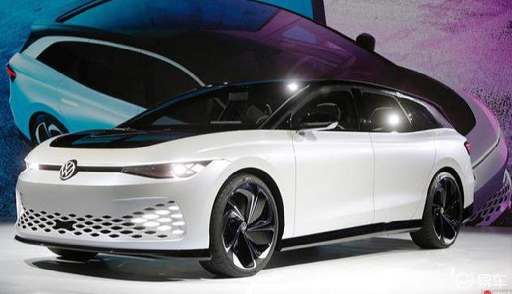 帕萨特的继任者 大众将推ID.5纯电动中级车
