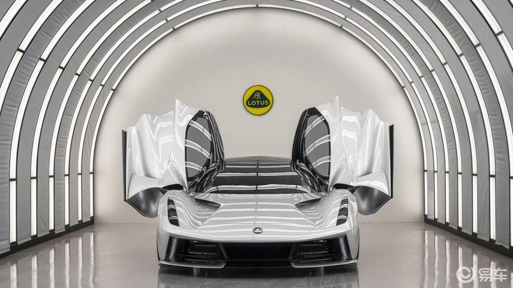 路特斯Evija最后测试,最强纯电超跑,售价2188万
