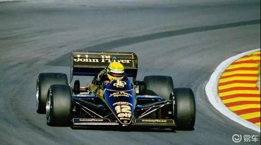 同样为速度而生,为何F1轮胎像松糕鞋一样厚?