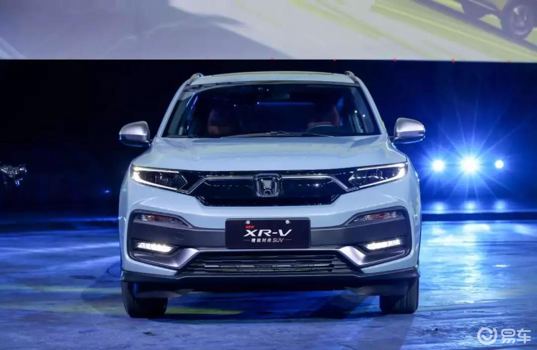冲击15万级市场,几近无懈可击的XR-V能否压住对手?