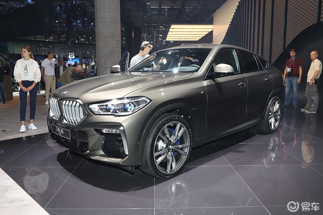 解析全新一代BMW X6 通过细节的改变带来更多时尚气息